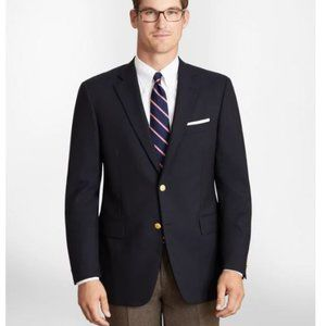 BROOKS BROTHERS Loro Piana Wool Madison Blazer